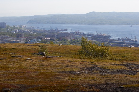 Murmansk - the views from the heights, Russia, photo 21