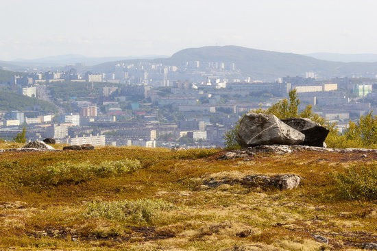 Murmansk - the views from the heights, Russia, photo 23