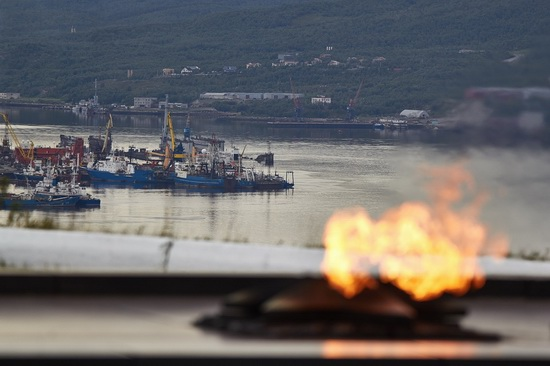 Murmansk - the views from the heights, Russia, photo 4