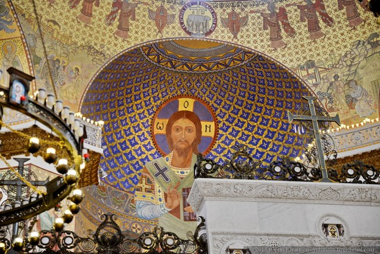 Interior of the Naval Cathedral in Kronstadt, Russia, photo 10