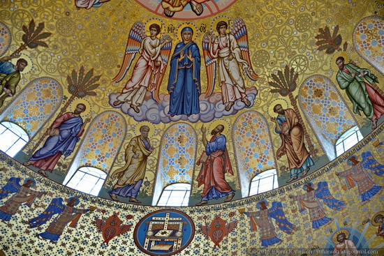 Interior of the Naval Cathedral in Kronstadt, Russia, photo 14