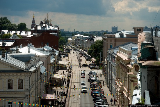 Nizhny Novgorod - the view from above, Russia, photo 14