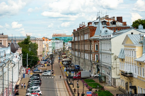 Nizhny Novgorod - the view from above, Russia, photo 15