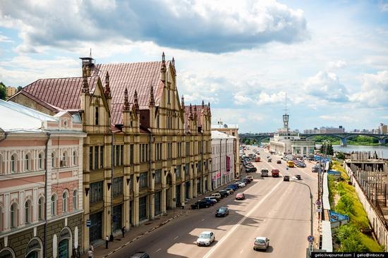 Nizhny Novgorod - the view from above, Russia, photo 16