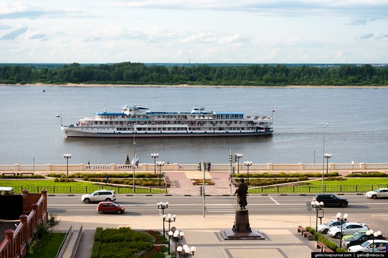 Nizhny Novgorod - the view from above, Russia, photo 18
