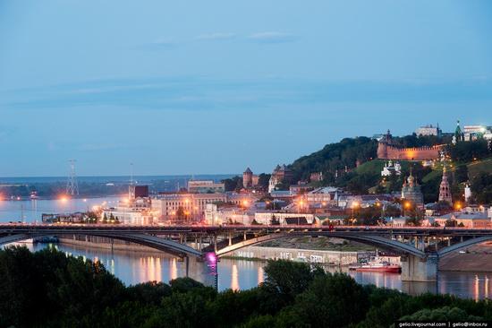 Nizhny Novgorod - the view from above, Russia, photo 2