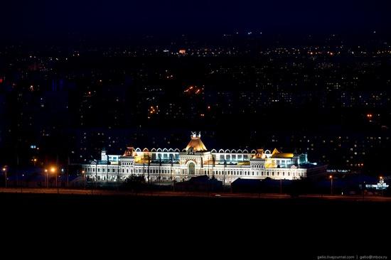 Nizhny Novgorod - the view from above, Russia, photo 20