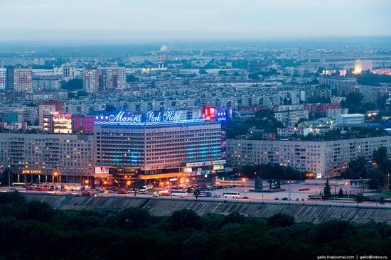 Nizhny Novgorod - the view from above, Russia, photo 21