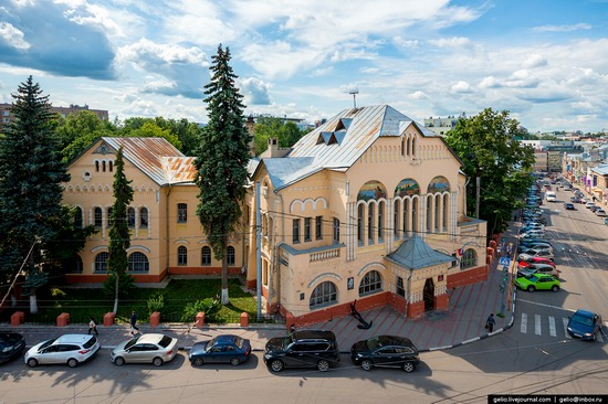 Nizhny Novgorod - the view from above, Russia, photo 24