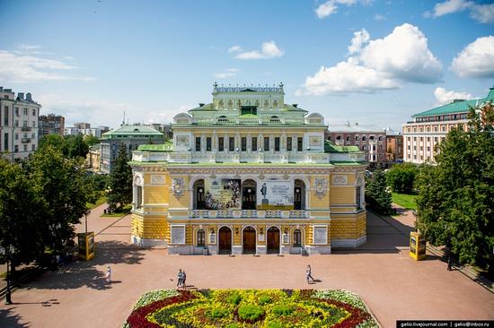Nizhny Novgorod - the view from above, Russia, photo 9