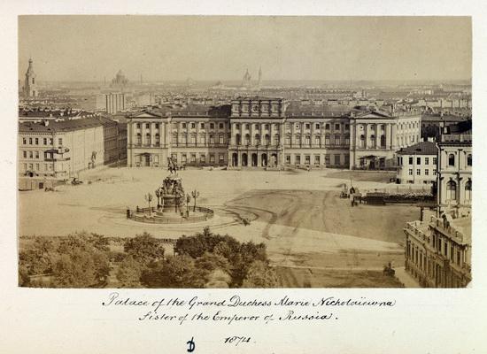 Saint Petersburg in 1874, Russia, photo 10