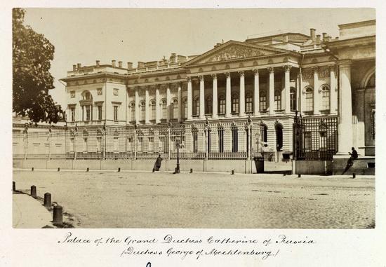 Saint Petersburg in 1874, Russia, photo 11