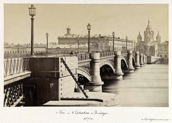 Saint Petersburg in 1874, Russia, photo 12