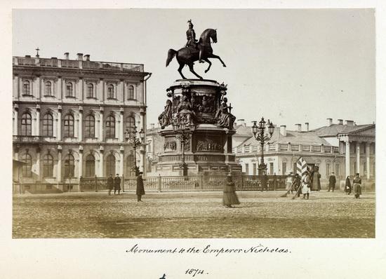 Saint Petersburg in 1874, Russia, photo 13