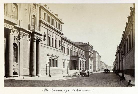 Saint Petersburg in 1874, Russia, photo 15