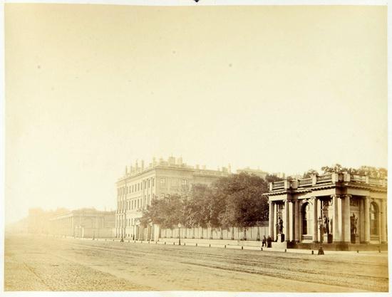 Saint Petersburg in 1874, Russia, photo 2