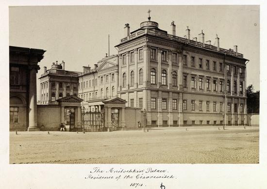 Saint Petersburg in 1874, Russia, photo 3