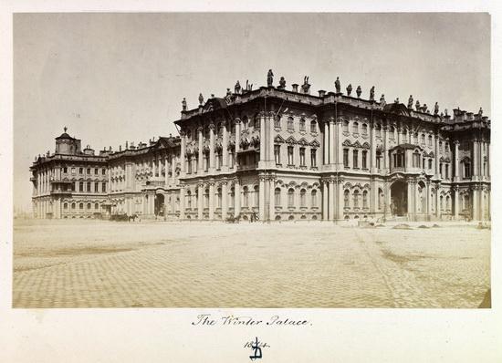 Saint Petersburg in 1874, Russia, photo 4