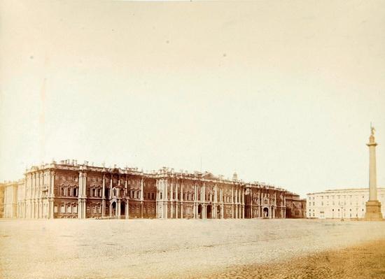 Saint Petersburg in 1874, Russia, photo 5