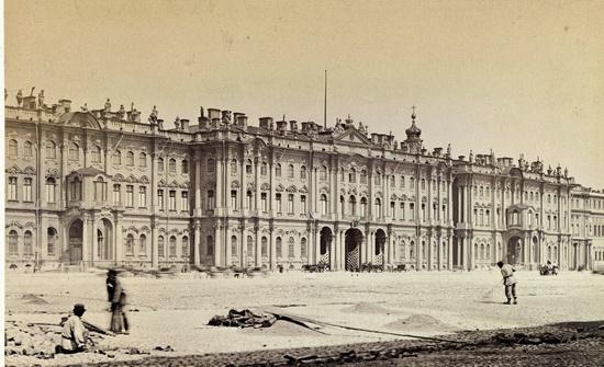 Saint Petersburg in 1874, Russia, photo 6