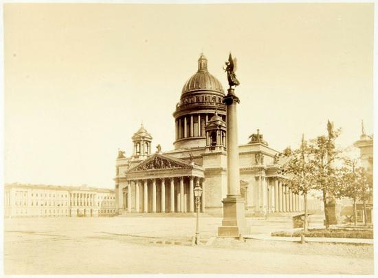 Saint Petersburg in 1874, Russia, photo 7