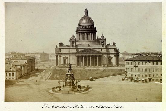 Saint Petersburg in 1874, Russia, photo 8