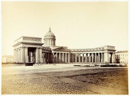 Saint Petersburg in 1874, Russia, photo 9