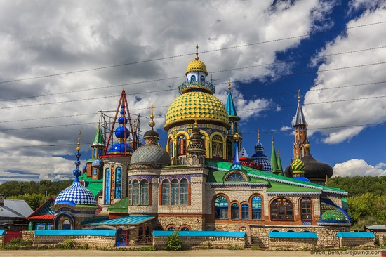 The Temple of All Religions, Kazan, Russia, photo 1