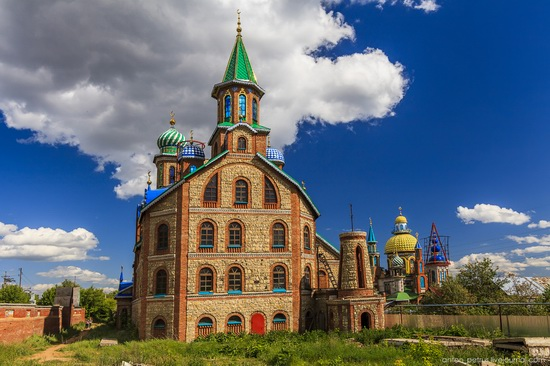 The Temple of All Religions, Kazan, Russia, photo 10