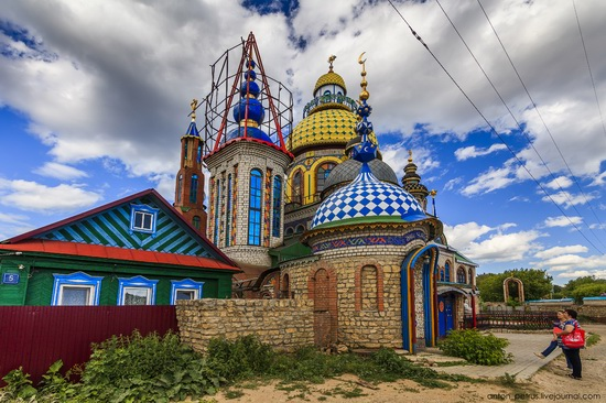 The Temple of All Religions, Kazan, Russia, photo 14