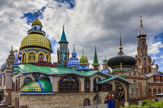 The Temple of All Religions, Kazan, Russia, photo 15