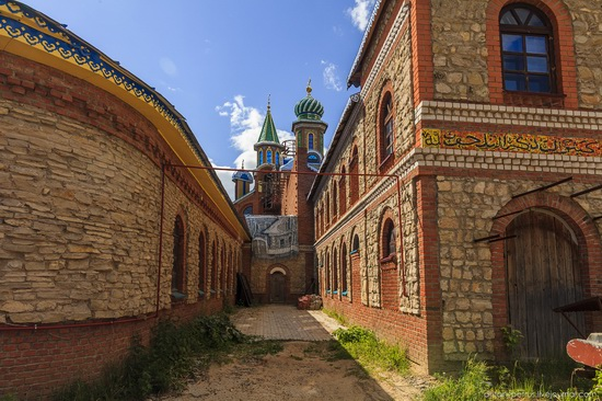 The Temple of All Religions, Kazan, Russia, photo 7