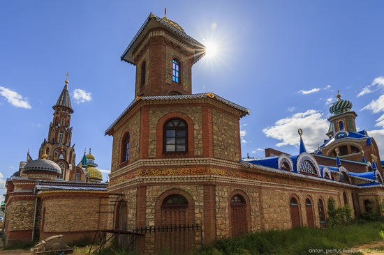 The Temple of All Religions, Kazan, Russia, photo 8