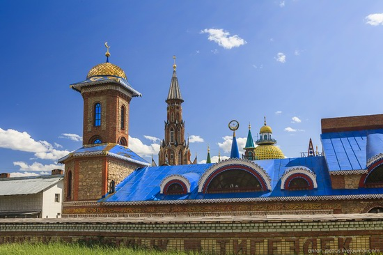 The Temple of All Religions, Kazan, Russia, photo 9