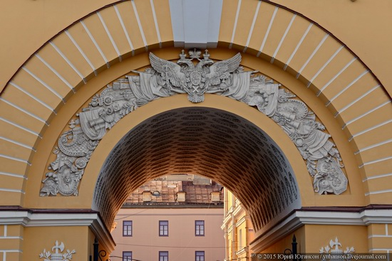 The Admiralty building, Saint Petersburg, Russia, photo 10