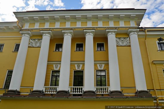 The Admiralty building, Saint Petersburg, Russia, photo 16