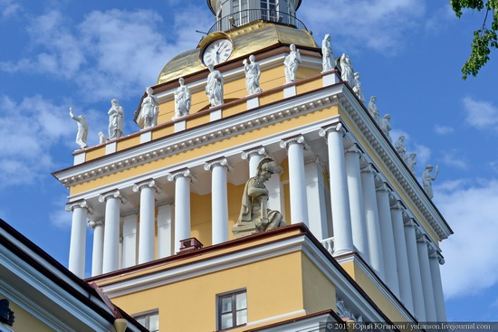The Admiralty building, Saint Petersburg, Russia, photo 4
