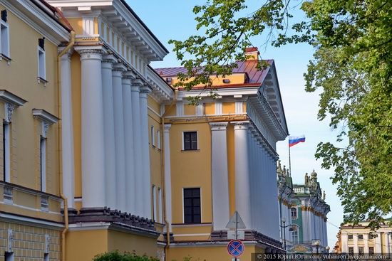The Admiralty building, Saint Petersburg, Russia, photo 5