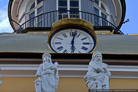 The Admiralty building, Saint Petersburg, Russia, photo 9