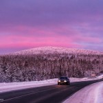 Stunningly beautiful scenery of the Kola Peninsula