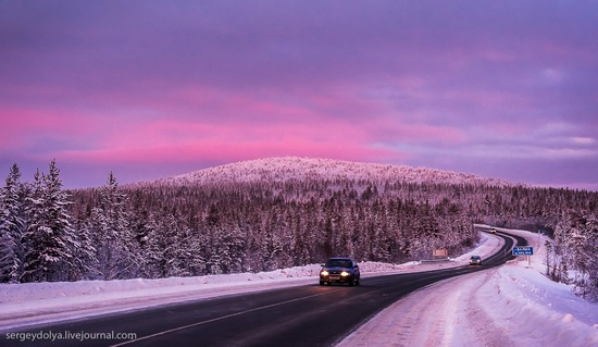 Stunningly beautiful scenery of the Kola Peninsula, Russia, photo 1