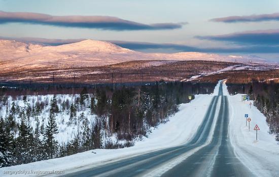 Stunningly beautiful scenery of the Kola Peninsula, Russia, photo 10
