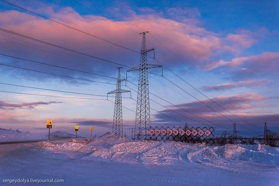 Stunningly beautiful scenery of the Kola Peninsula, Russia, photo 13