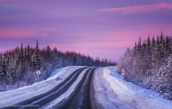Stunningly beautiful scenery of the Kola Peninsula, Russia, photo 14
