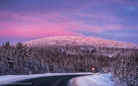 Stunningly beautiful scenery of the Kola Peninsula, Russia, photo 15