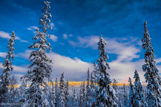 Stunningly beautiful scenery of the Kola Peninsula, Russia, photo 2