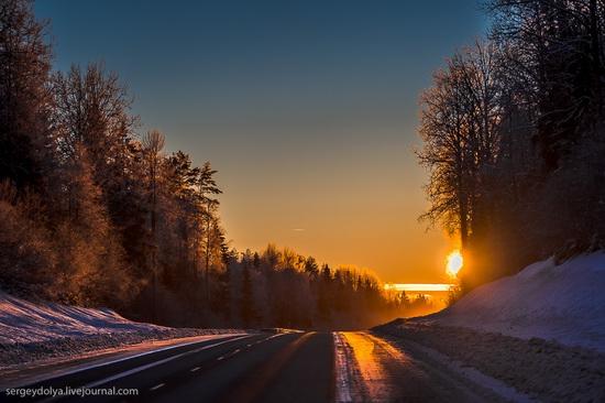 Stunningly beautiful scenery of the Kola Peninsula, Russia, photo 20