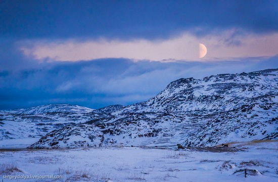 Stunningly beautiful scenery of the Kola Peninsula, Russia, photo 21