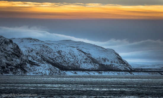 Stunningly beautiful scenery of the Kola Peninsula, Russia, photo 23