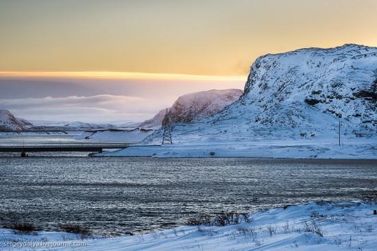 Stunningly beautiful scenery of the Kola Peninsula, Russia, photo 24